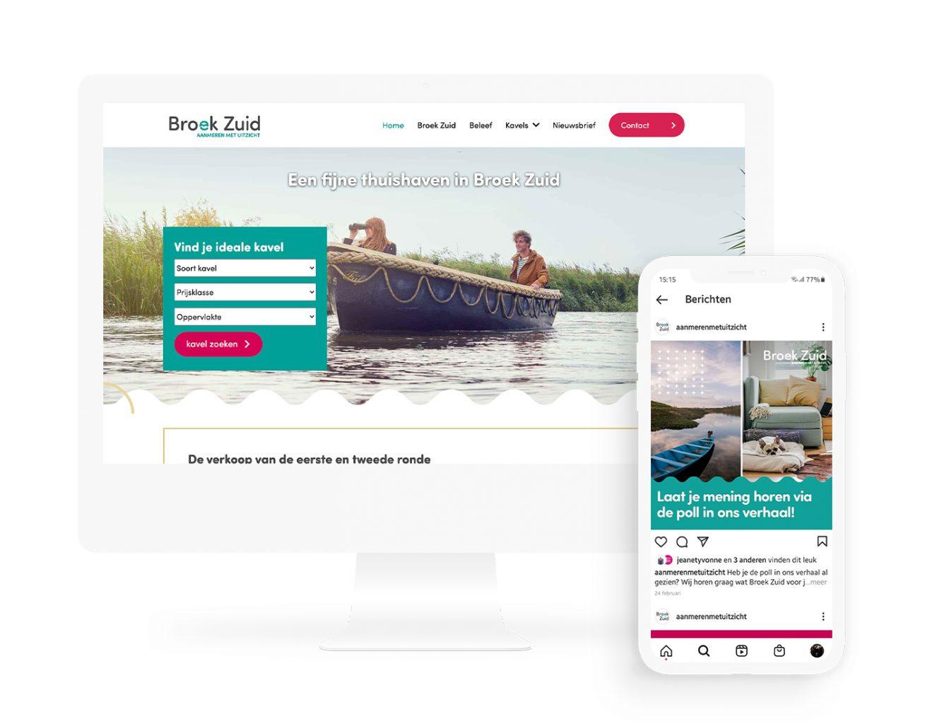 Online marketing en webdesign