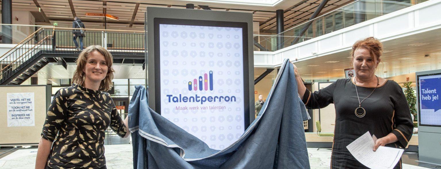 Talentperron